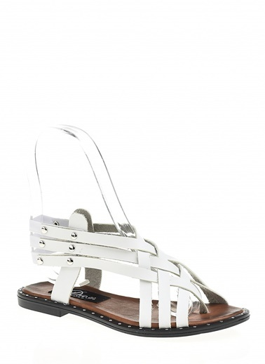 Derigo Sandalet Beyaz
